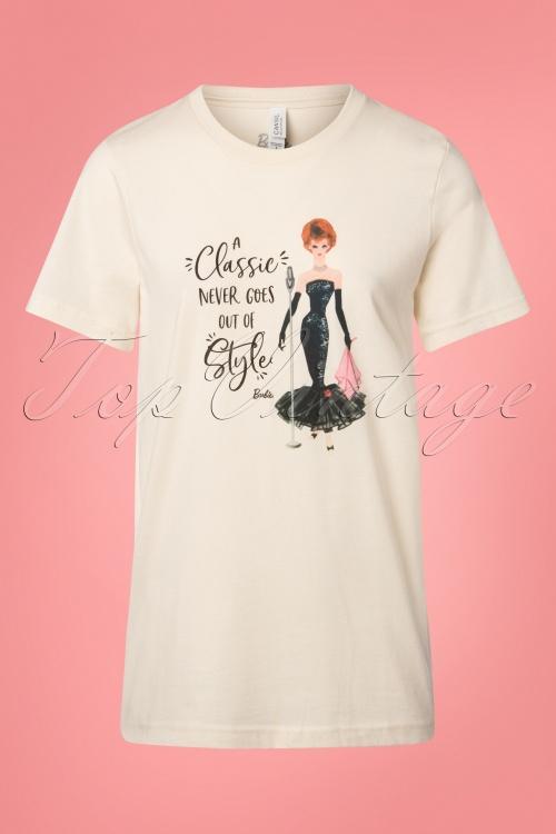 vintage shirts Barbie t