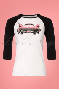 Wax Poetic Pink Caddy Raglan Top 111 50 26008 20180515 0002W
