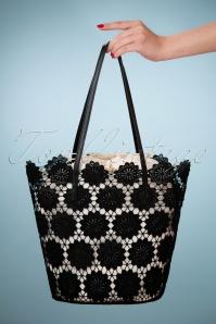 Darling Divine Shopper Bag in Black 213 14 24733 18052018 032W