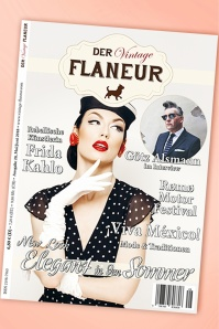 Vintage Flaneur 2018 May June
