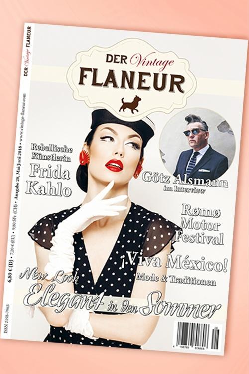 Vintage Flaneur 2018 May June