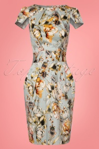 Closet London Floral Dress 100 39 25654 20180516 0001W