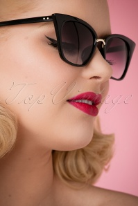 Collectif Jess Sunglasses in Black 260 10 24762 18052018 084W