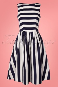 Dolly and Dotty Annie Striped Dress 102 39 24224 20180515 0002W