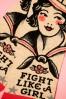 Cortina Fight like a girl Ankle Socks 179 59 26013 23052018 005W