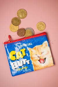Cat Butts Coin Purse Années 50