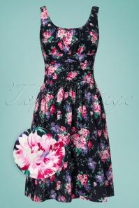 Voodoo Vixen Ethan Floral Dress 106 39 24447 20180516 0001wv