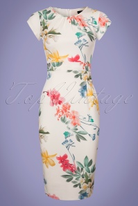 Vintage Chic Floral Pencil Dress 100 59 25971 20180516 0001w