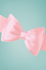 Dancing Days by Banned Bow Belt in Pink 230 22 24097 20160308 0002a