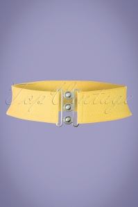 Dancing Days by Banned Belt in Yellow 230 80 24093 12102014 003