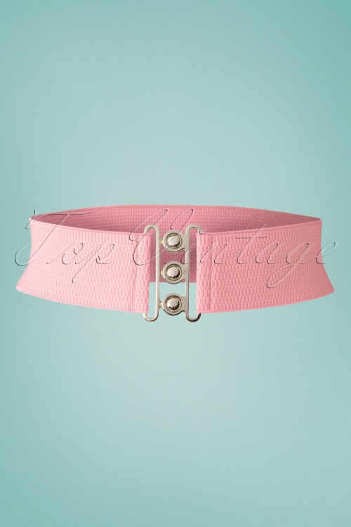 Dancing Days by Banned Belt in Light Pink 230 22 24094 12102014 003