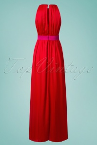 Little Mistress Pomegranate Maxi Dress 108 20 24440 20180529 0007w