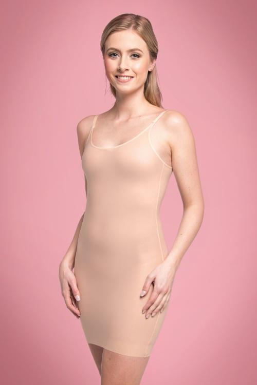 Magic Bodyfashion Lite Dress in Latte 189 52 26084 20180530 0003