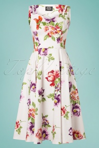 Hearts and Roses Striking Sundress Floral Swing 102 59 26118 20180531 0009W