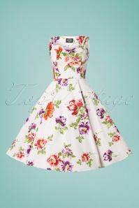 Hearts and Roses Striking Sundress Floral Swing 102 59 26118 20180531 0002W