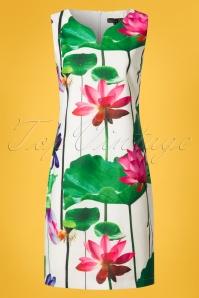 Smashed Lemon Lilly Floral Dress 100 59 26095 20180529 0002W