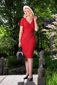 Daisy Dapper Victoria Pencil Dress 100 20 23571 20180305 1W