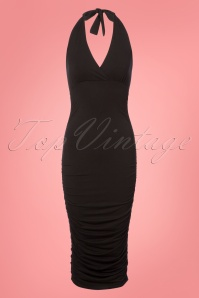 TopVintage Boutique Collection Black Dress 100 10 26078 20180605 0005W
