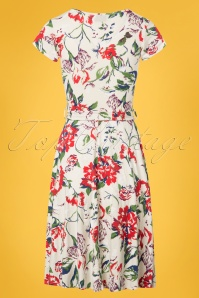 TopVintage Boutique Collection White Floral Dress 102 59 25962 20180605 0004w