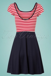 Steady Clothing Red White Striped Dress 102 27 24584 20180605 0003w