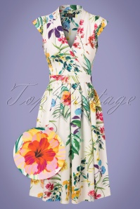 Lady V Floral Dress 102 59 26120 20180608 0003wv