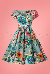 Dolly & Dotty Floral Swing Dress 102 39 24229 20180611 0011W