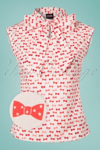 Retrolicious 60s Red Bow Top 112 57 26119 20180621 0004wv