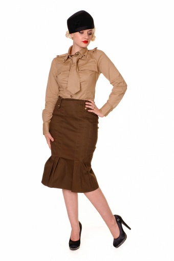 Bella Military Skirt_hoogte6breedte6_website