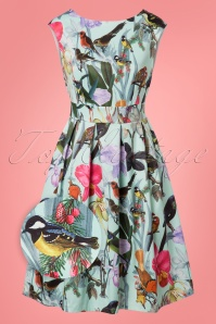 Smashed Lemon Blue Birds Dress 102 39 26093 20180605 0044WV