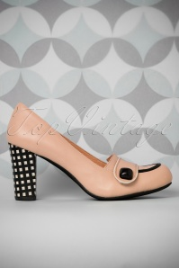 Nemonic Old Pink Pumps 400 29 26020 07022018 004W