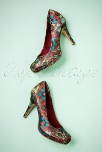 Tamaris Bordeaux Pumps 400 27 26570 07042018 016W