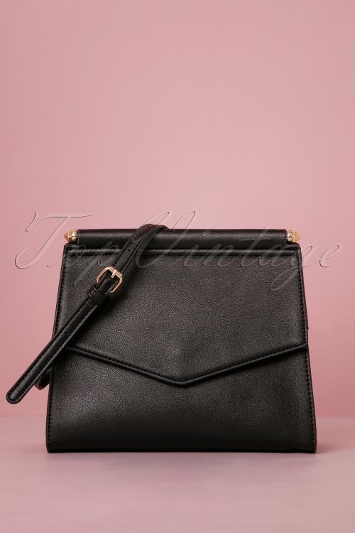 Louche Thea Crossbody Black Bag 218 10 25878 07042018 003W