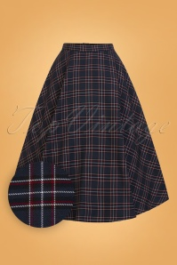 Bunny Navy Skirt 122 39 25849 02W1
