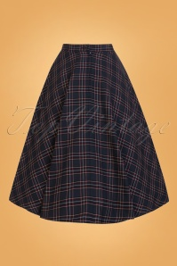 Bunny Navy Skirt 122 39 25849 02W
