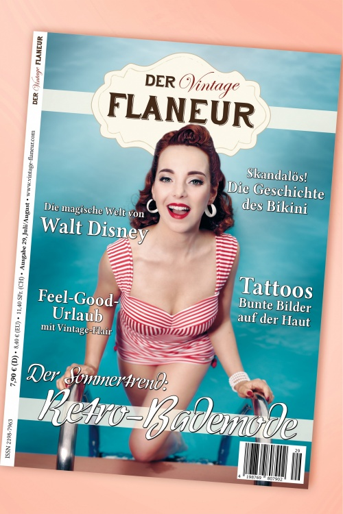 Vintage Flaneur 2018 Juli Aug