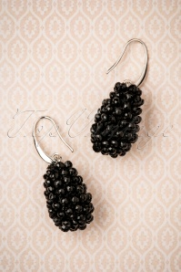 Celestine Black Earrings 333 10 26540 07112018 007W