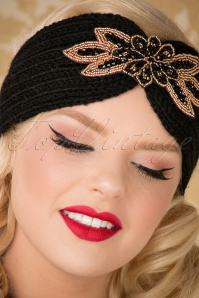 Celestine Black headband 208 10 26558 07122018 018W
