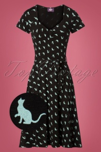 TopVintage Boutique Collection Kitty Dress 102 14 25959 20180717 0004wv