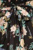 Bunny Black Flora Dress 102 14 25831 19072018 03