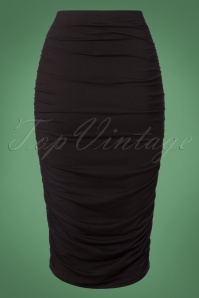 TopVintage Boutique Collection Black Bodycon Skirt 120 10 26360 20180719 0003w