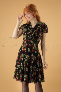 Bunny 50s Charlotte Forest Fruits Dress 102 14 25828 20180704 0005W