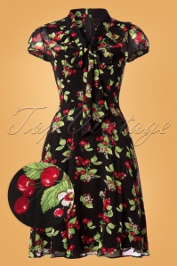 Bunny 50s Charlotte Forest Fruits Dress 102 14 25828 20180704 0003W1