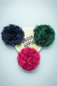 Urban Hippies Haarbloemen Groen Blauw Paars 200 90 26598 20180723 0006w