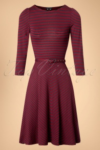 Vive Maria New York City Striped Dress 106 27 25154 1W
