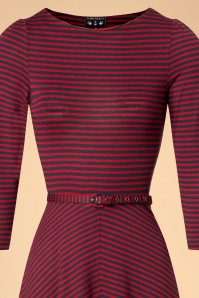 Vive Maria New York City Striped Dress 106 27 25154 1V
