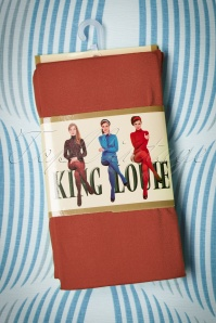 King Louie 60s Penelope Tights in Rio Red 25072 25072018 006W