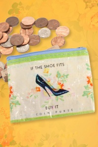 50s Shoe Money Coin Purse