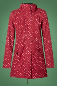 Blutsgeschwister Wild Weather Polkadot Red Raincoat 26050 20180725 0008W