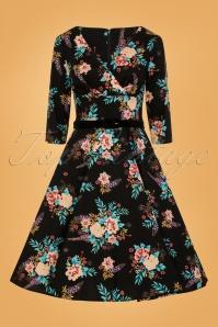 Bunny Blue Bell Swing Dress 25839 1W