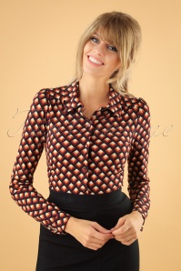 King Louie 60s Oddity Blouse 112 27 25278 20180709 01W